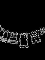Children's Clothes Iron Grate