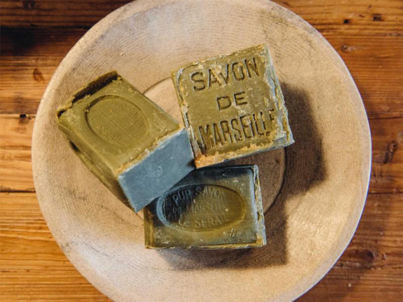 Marseille Soap Fenton - Iron Grate