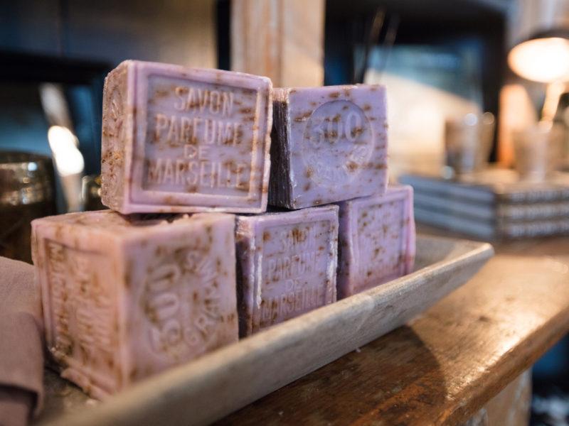 Savon Soap - The Iron Grate Fenton MI