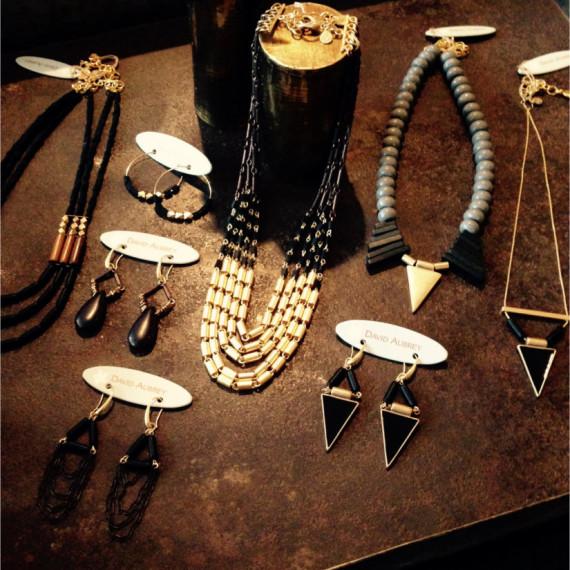 David Aubrey Collection - The Iron Grate Fenton MI