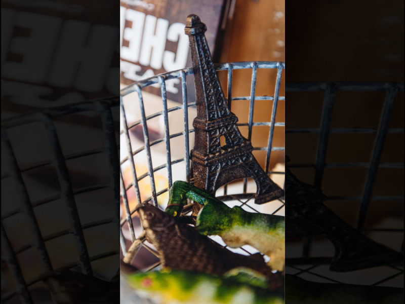 Eiffel Tower - Home Decor