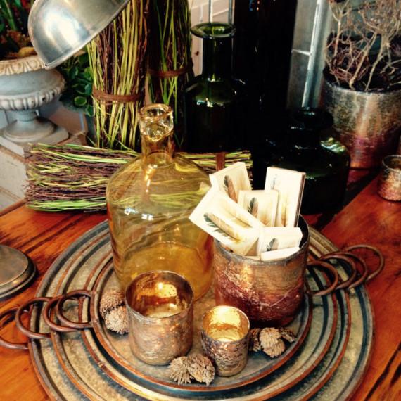 Fall Home Decor 2 - The Iron Grate Fenton MI