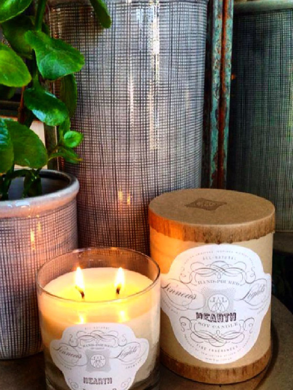 Hearth Candles 2 - The Iron Grate