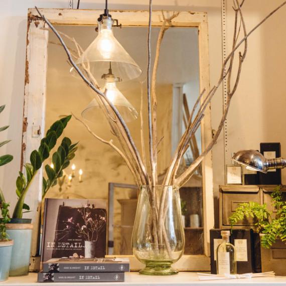 Home Decor Greenery - The Iron Grate Fenton MI