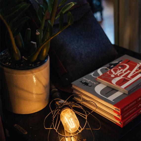 Industrial Lighting - The Iron Grate Fenton MI
