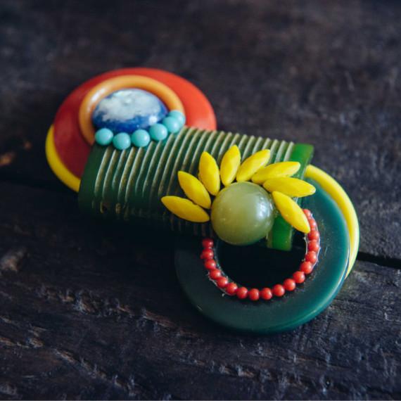 Joli Jewelry Pins - The Iron Grate Fenton MI