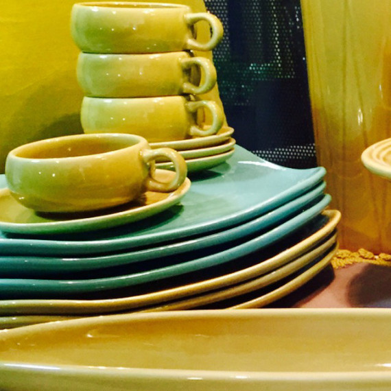 Plates, Bowls, Glasses and Cups - The Iron Grate