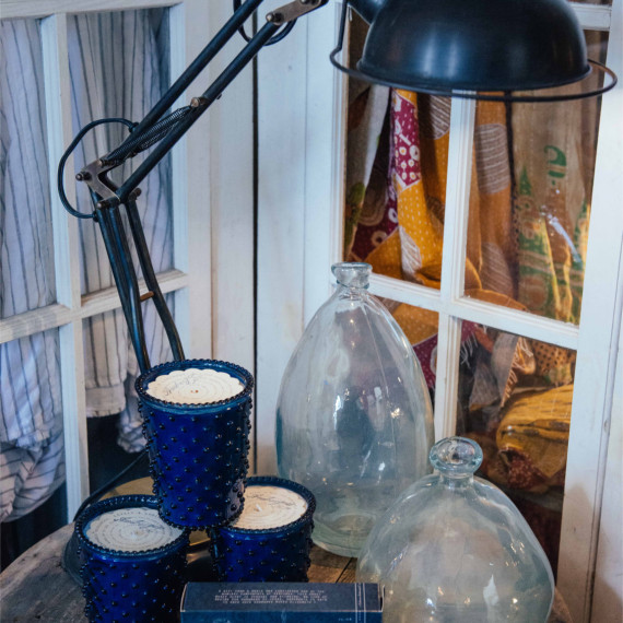 Lamp - The Iron Grate Fenton MI