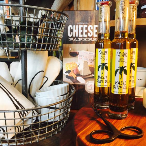 Olivier Olive Oil, Kitchen Accessories - The Iron Grate Fenton