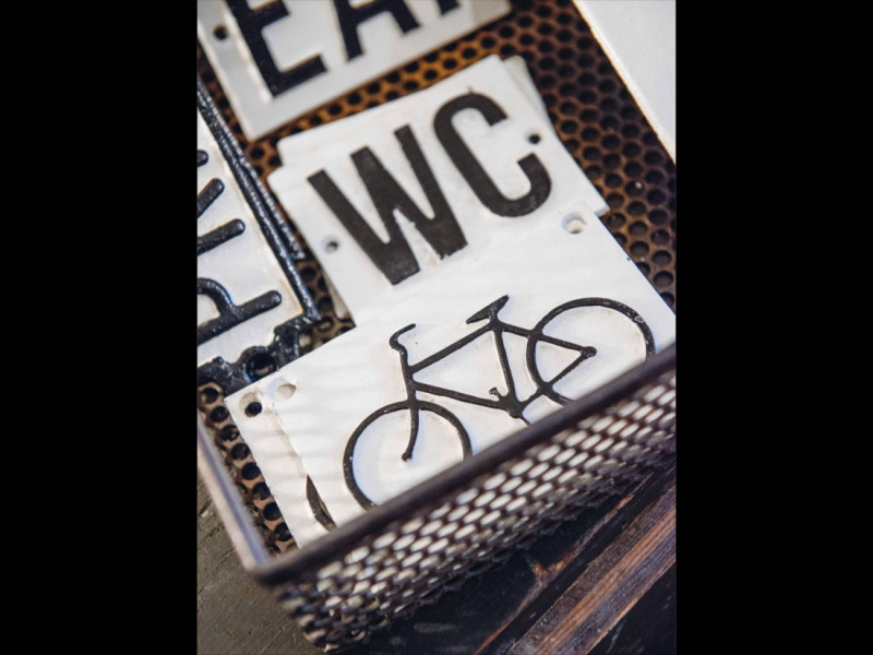 CastIron Signs - The Iron Grate